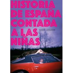 Libro: Historia de España contada a las niñas