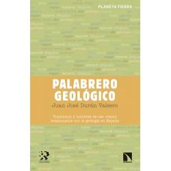 Libro: Palabrero geológico