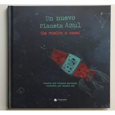 Libro: Un nuevo Planeta Azul (De vuelta a casa)