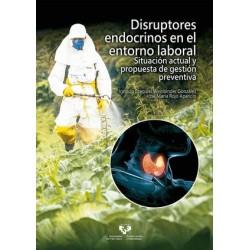 Libro: Disruptores endocrinos en el entorno laboral