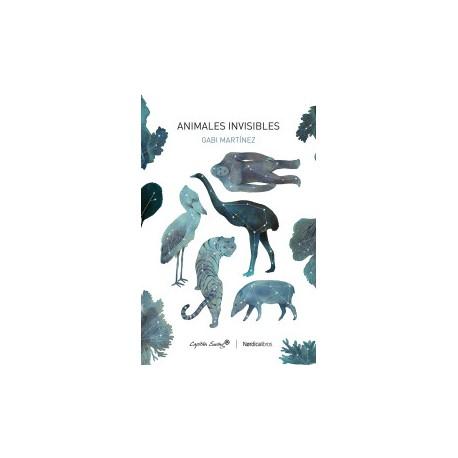 Libro: Animales invisibles