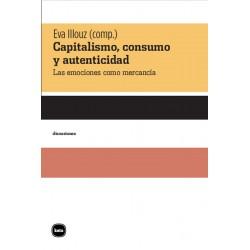 Libro: capitalismo, consumo y autenticidad