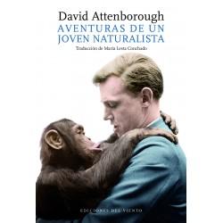 Libro: Aventuras de un joven naturalista