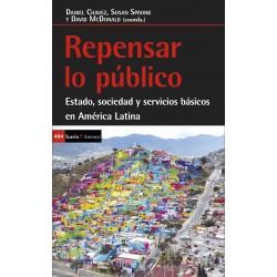 Libro: Repensar lo público