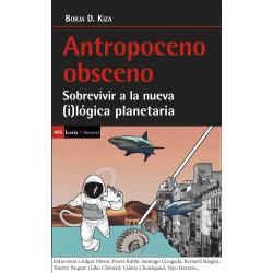 Libro: Antropoceno obsceno
