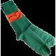 Calcetines ecologistas verdes (4 pares)