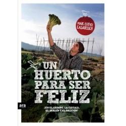 Libro: Un huerto para ser feliz
