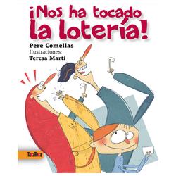 Libro:¡Nos ha tocado la lotería!