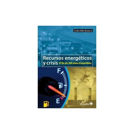 Libro: Recursos energéticos y crisis
